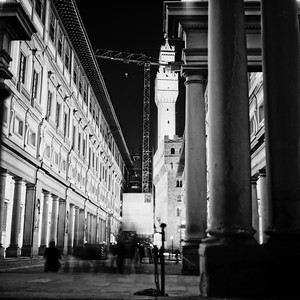Night Walk in Florence Photograph 12