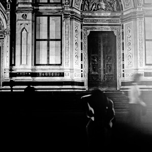 Night Walk in Florence Photograph 8