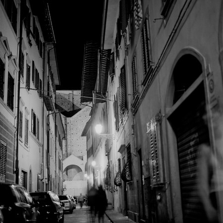 Night Walk in Florence Photograph 11