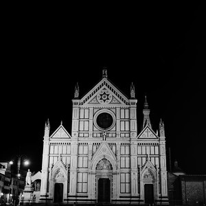 Night Walk in Florence Photograph 9