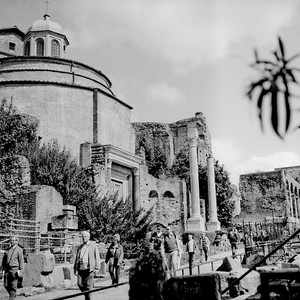 Architecture in the Roman Forum Photograph 10