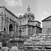Architecture in the Roman Forum Photograph 11