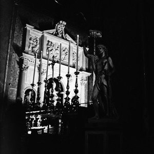 Cathedral In Rome Photograph  5