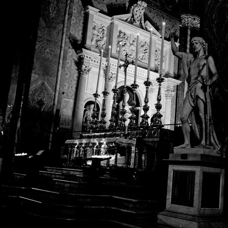 Cathedral In Rome Photograph  4