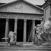 Pantheon in Rome Photograph 2