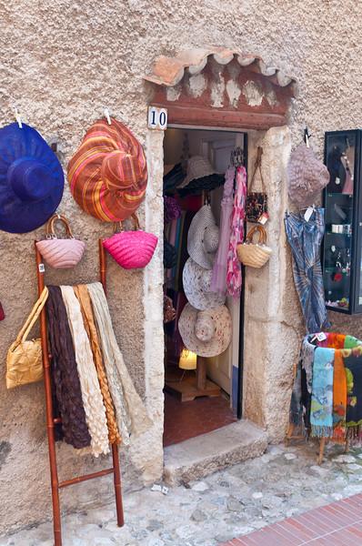 Shop. Eze, France