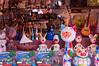 Street market.  Eze, France