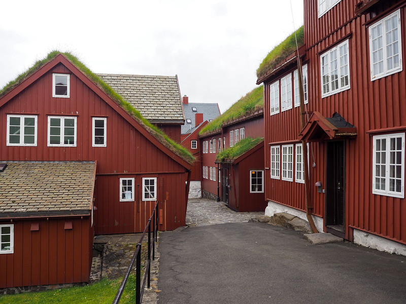 Tórshavn's old town