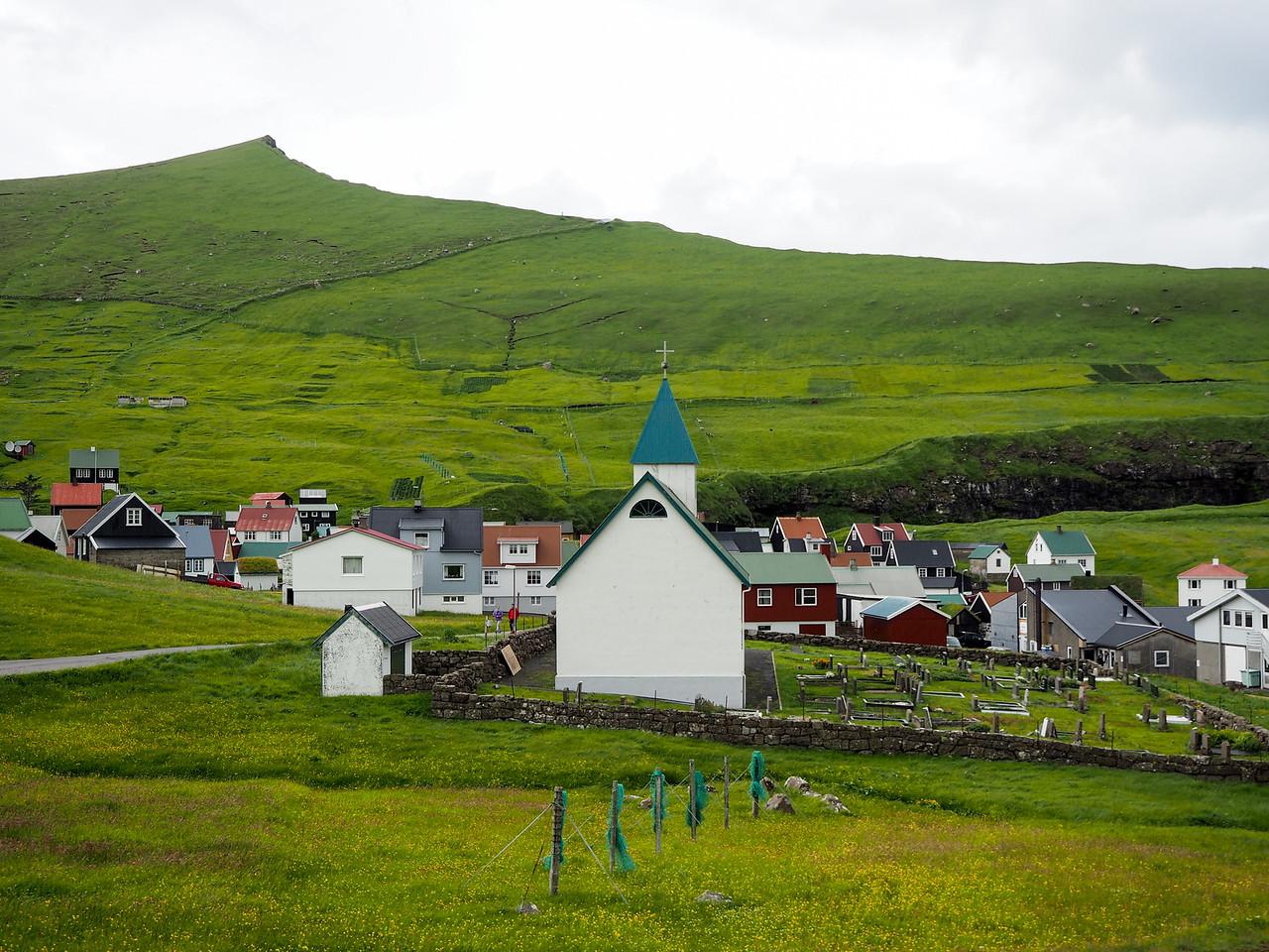 Village of Gjógv