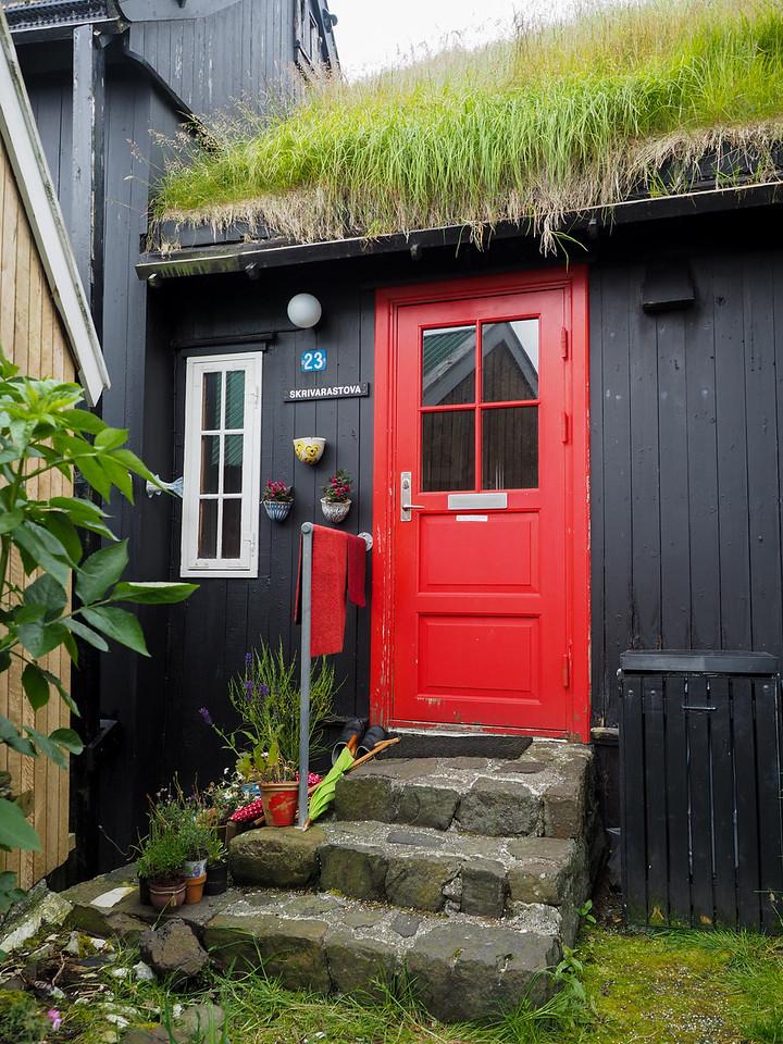Home in Tórshavn