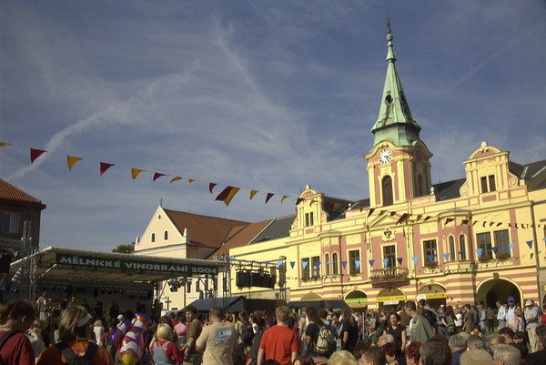 Melnik Wine Festival - Czech Republic