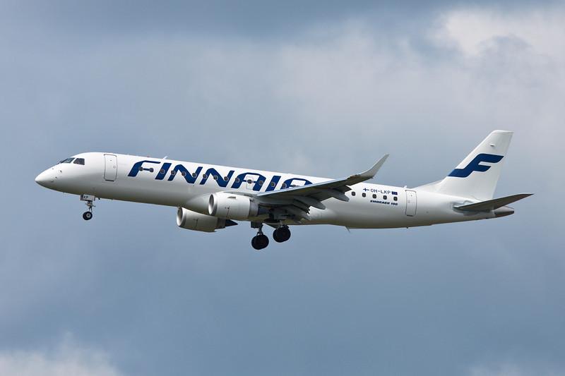 OH-LKP Embraer Emb-190-100LR c/n 19000416 Helsinki-Vantaa/EFHK/HEL 20-06-11