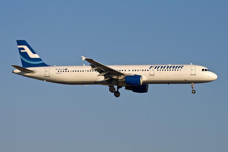 OH-LZA Airbus A321-211 c/n 0941 Barcelona-El Prat/LEBL/BCN 28-06-08