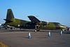 "FF-2 Fokker F-27-100 Friendship ""Finnish Air Force"" c/n 10300 Fairford/EGVA/FFD 25-07-99 (35mm slide)"