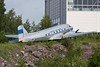 "OH-LCD Douglas DC-3 C-47A-75-DL ""Airveteran"" c/n 19309 Helsinki-Vantaa/EFHK/HEL 19-06-11"
