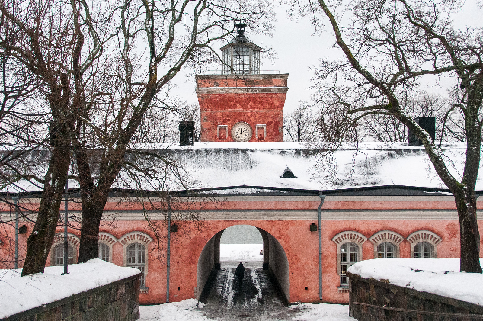 Fortress of Suomenlinna UNESCO World Heritage Site, Finland