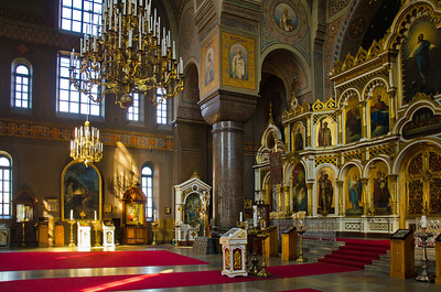 Russian Orthodox Church, Helsinki, Finland