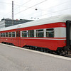 2nd class car 25046 at Helsinki.