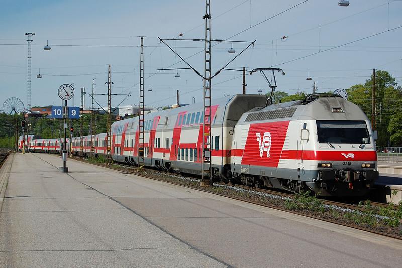 3215 at Helsinki.