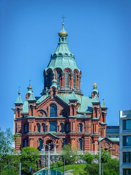 Helsinki - Uspenski Cathedral