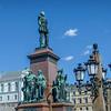 Helsinki - Alexander II Statue