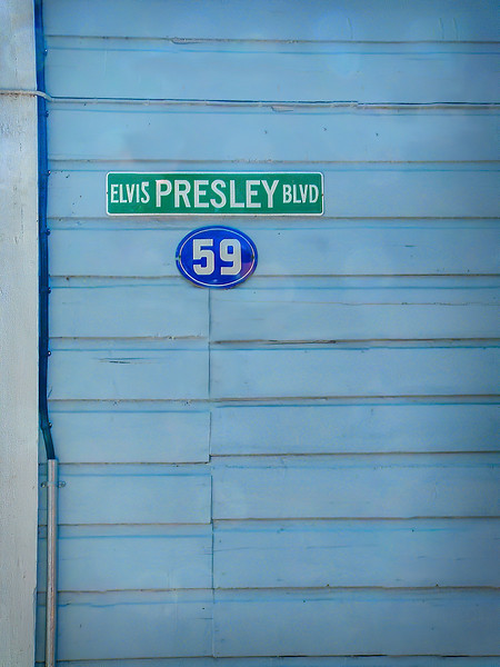 Porvoo - Elvis Presley Blvd