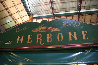 Nerbone - famous cafe