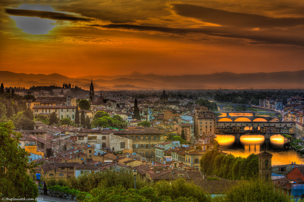 Year in Pictures, Florence