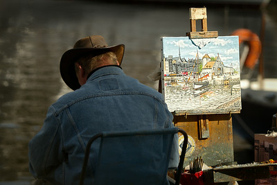 Honfleur Painter