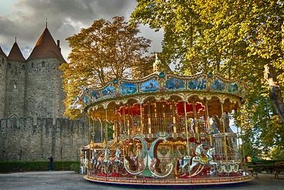 Carcassonne Carousel