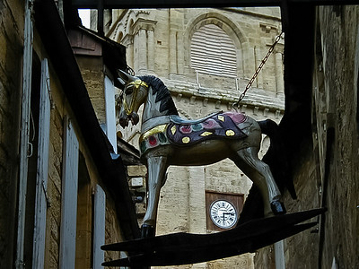 Toy Store Sarlat, Dordogne