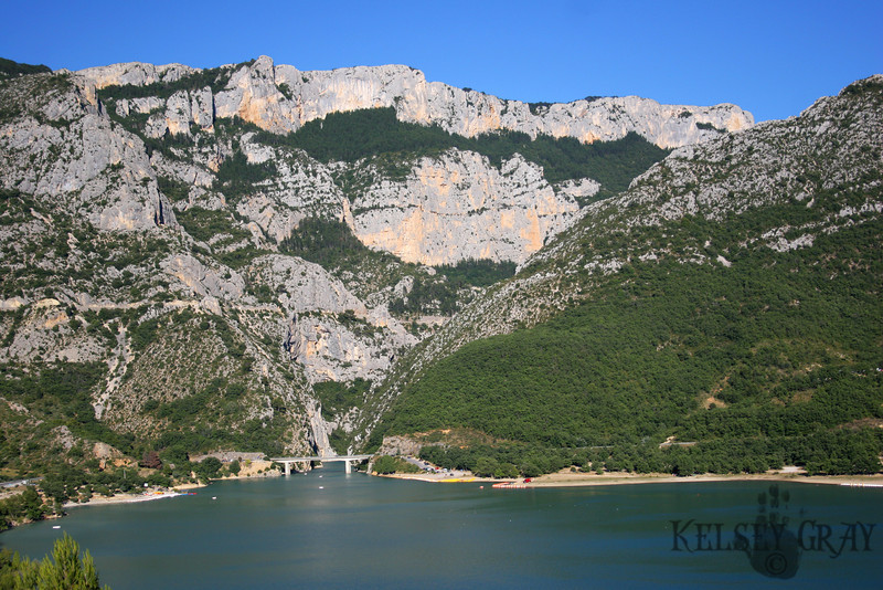 We finally pulled ourselves from the wonderful water and headed on our way towards Switzerland. Goodbye Verdon, I will be back again.