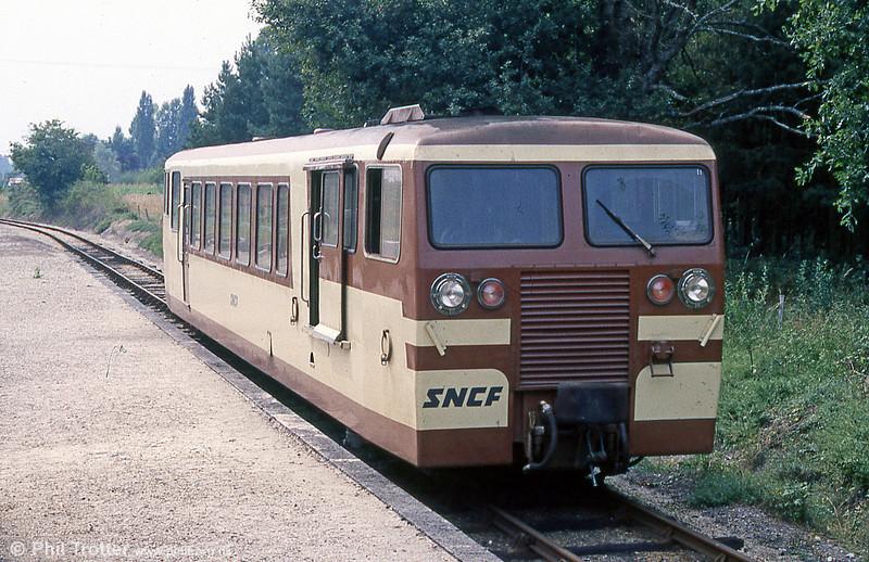 An unidentified CFBA car  in August 1988.