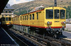 A closer look at Cerdagne line car 111 at La Tour de Carol in August 1988.