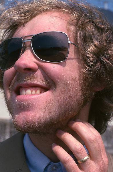 Scott's First Beard