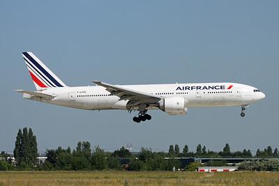 F-GSPB Boeing 777-228ER c/n 29003 Paris-Orly/LFPO/ORY 17-06-17