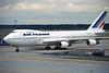 F-GCBB Boeing 747-228B c/n 22272 Frankfurt/EDDF/FRA 10-07-96 (35mm slide)