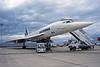 F-BTSD BAC/SUD Concorde 101 c/n 213 Paris-Charles de Gaulle/LFPG/CDG 14-06-97 (35mm slide)