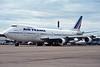 F-BPVP Boeing 747-128 c/n 20954 Paris-Charles de Gaulle/LFPG/CDG 14-06-97 (35mm slide)