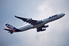 "F-WWAI Airbus A340-311 ""Airbus Industrie"" c/n 001 Paris-Le Bourget/LFPB/LBG 15-06-97 (35mm slide)"
