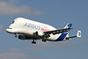 "F-GSTC (3) Airbus A300B4-306ST ""Airbus Transport International"" c/n 765 Toulouse-BLagnac/LFBO/TLS 25-03-21 ""Think Mobility"""