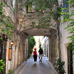 Back Streets – Antibes, France – Photo