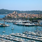 Walled City – Antibes, France – Photo