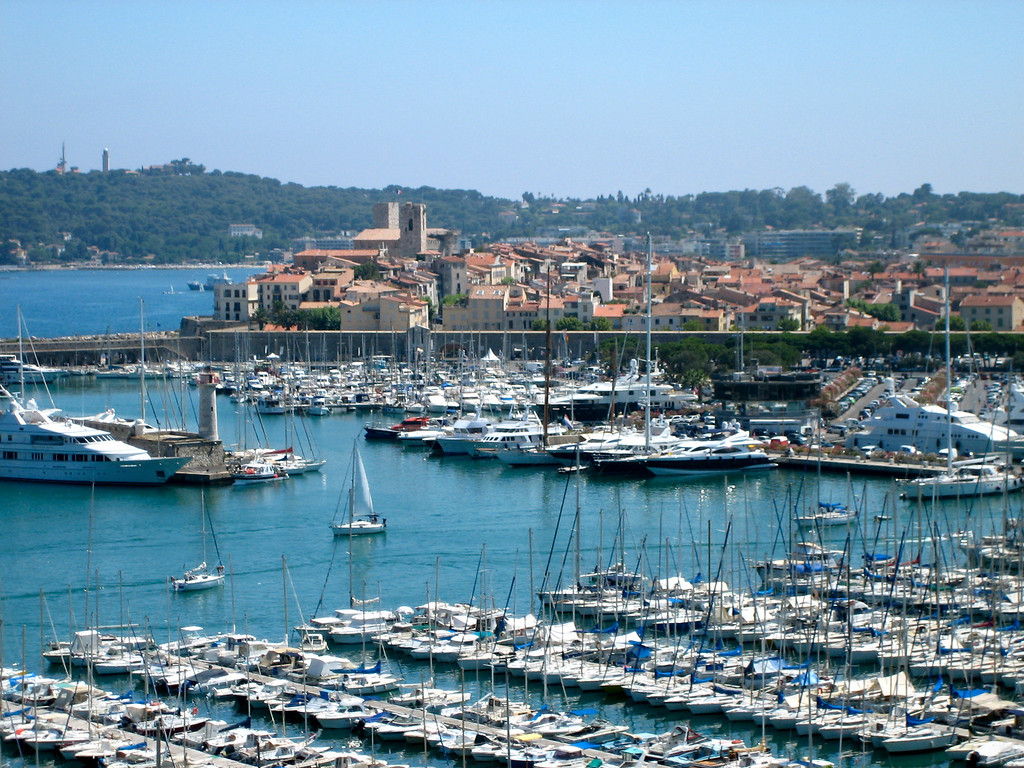 Walled City - Antibes, France