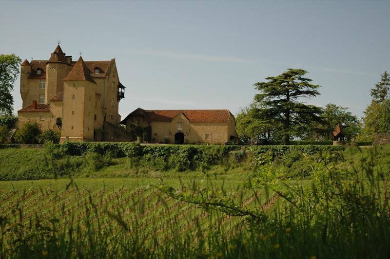 Chateau - Bearn, France