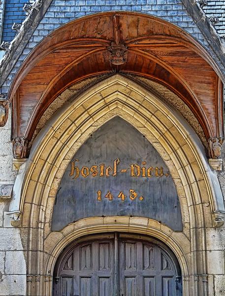 Beaune - Hôtel-Dieu - 1443