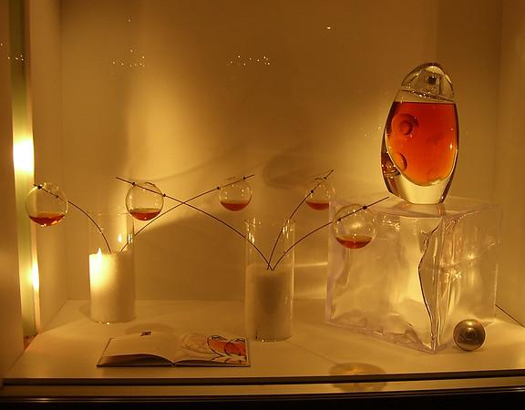 Hennessy tasting room in Cofnac