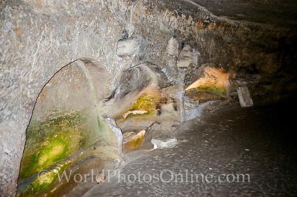 St Emillion - Monolithic Church Catacombs