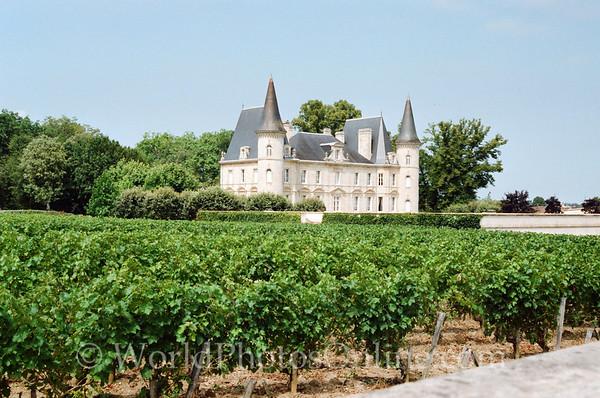 Bordeaux - Chateau Pichon Longueville