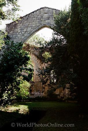 St Emillion - Convent des Ursulines